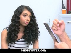 ShopLyfter - Thieving Teen Gets Caught Stealing And Punished