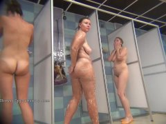 Spy on real girls in in showers & dressing rooms