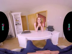 Vrhush Charlie Crimson Railing Her Stepdads Xxl Shaft In Virtual Reality