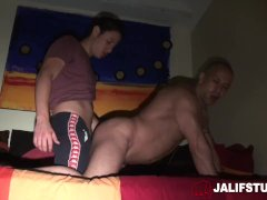 JalifStudio - French jock with big ass hammered by big dick with cumshot