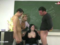 Professor Tatjana-er Attractive Blowing Lessons