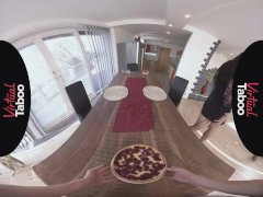 Virtual Taboo - Sonny Helps Anissa Jolie Make A Lovely Creampie