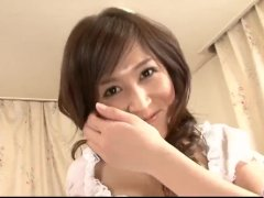 Moe Yoshikawa Asian Bathroom Domestic Hook-up With Spouse - Greater At 69avs Com