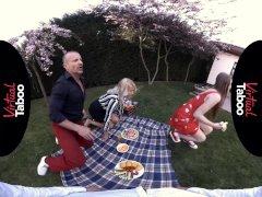 VIRTUAL TABOO - Big Cocks Run In The Horny Family