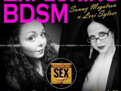 Bdsm 101 With Sunny Megatron - Yankee Bang-out Podcast