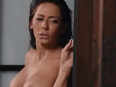 Angela White Madison Ivy Sunbathing