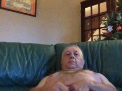 Wanking Aged Male Inside