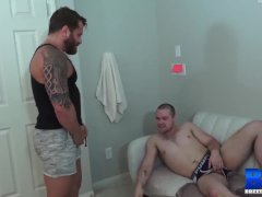BREEDMERAW Jett Reed rimmed and raw fucked by Riley Mitchel