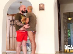 Bearfilms Bear Justin West Drills Young Bear After Blowjob