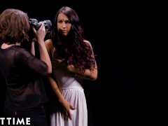Adult Time Mesmerized : Adriana, Natalie, And Khloe Threesome