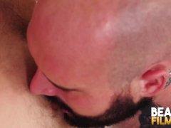 Bearfilms Kinky Cub Justin West Drilled By Raw Bear Cock