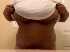 Big, Natural Titty Drop