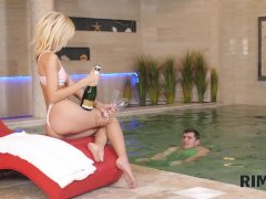 Rim4k. Kevin Luvs Vip Service That Includes Sultry Rimming