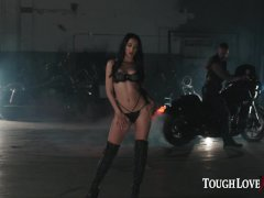 TOUGHLOVEX Kiarra Kai becomes ToughLove approved