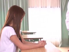 Yura Kasumi Pleases Teacher With Sex For Better Grades - More At Pissjp Com
