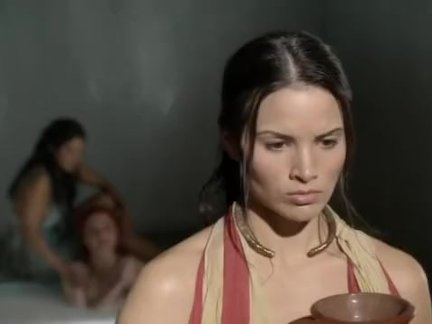 Люси Лоулесс - Спартак