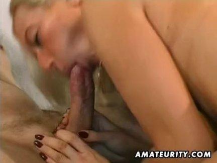 Большие сиськи в порно получают большой хуй