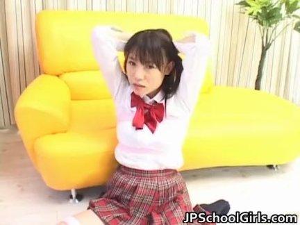 Супер сексуальный японский школьницы