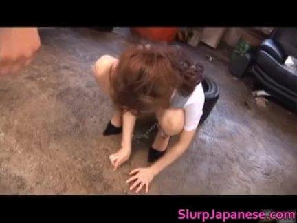 Супер возбуждённый азии девочки мастурбирует