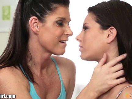 MommysGirl sensual Step-Daughter Seduction