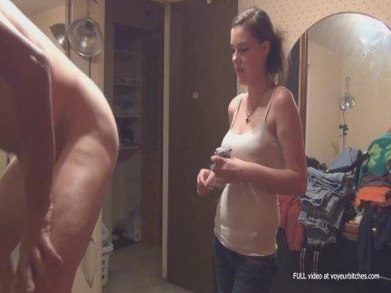 Ощущает вхождение пениса в чрево