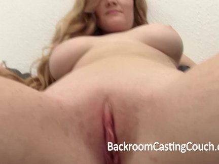 Teen Redhead First Anal Sex and Creampie