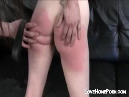 Чтобы испытать блаженство брюнетка трахнулась с массажистом