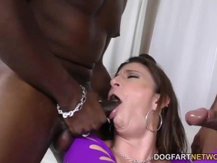 Сара джей - ганбанжед по черный парни