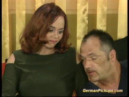 Толстушки немецкий взял для секс лента