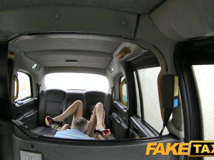 Поддельные Такси Симпатичные эскорт наездница член за наличные