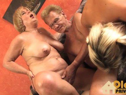 Сениорен секс