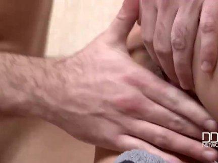 Евро Подросток-Горячий русский Алессандра Джейн - ее Киска Молоток