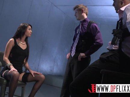 Цифровая площадка-сексуальный подозреваемый сосет два детектив члена