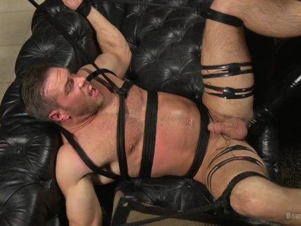 Мышечный латексный раб