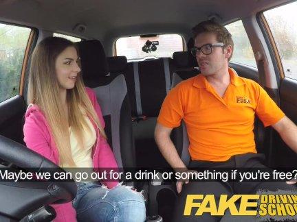 Поддельные вождение школы новая серия создателей поддельные такси