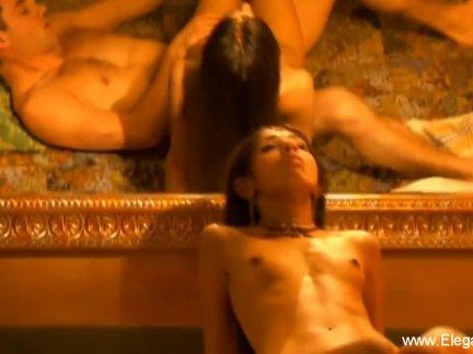 Экзотические сексуальное понимание из индии
