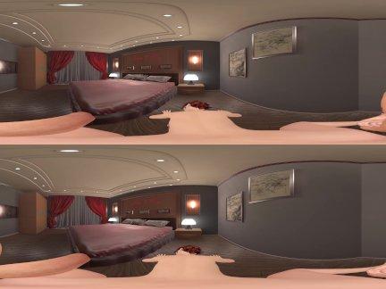 Отель спальня с тиффани