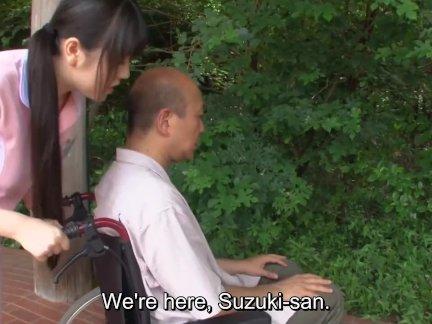 Субтитры странные японские полуголые воспитатель