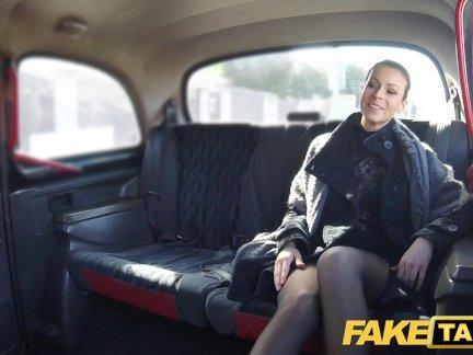 Fake Taxi Czech in the Czech Republic