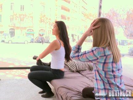 Горячая сицилия сюрпризы туристический катана с на улице лесби секс