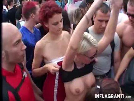 Любовь парад берлин в общественных