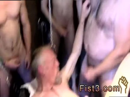 Принуждение сперму из него гей пост Фистинг