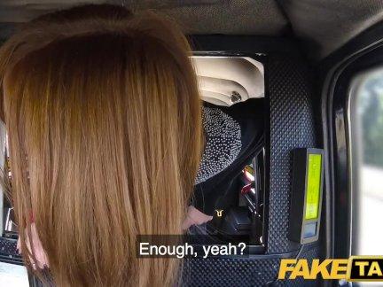 Поддельные такси линда сладкий трах по водители большой член все за кабина