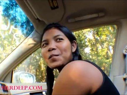 тайский подросток вереск глубокие фликщие сиськи в общественных и дать глубокое горло
