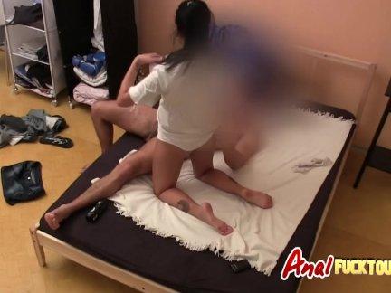 Реальный проститутка анальный трахают на скрытую камеру
