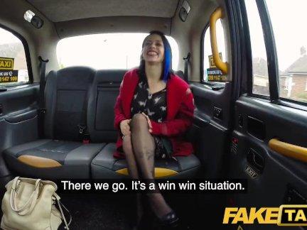 Поддельные такси маленькая британский минкс любит анал попой вызов с возбуждённый таксист