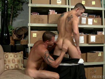 Большой член папа друзья сделать порно на работа