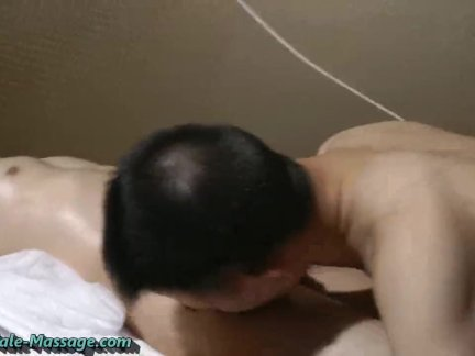 Азиатские голый гей массаж