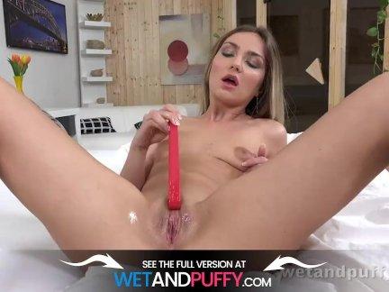 Вагины-дрожа с удовольствием-секс игрушки