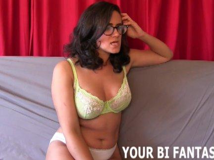 Бисексуальные тренинги для послушных рабов